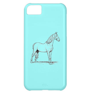 Tennessee Walking Horse - Standing iPhone 5C Case