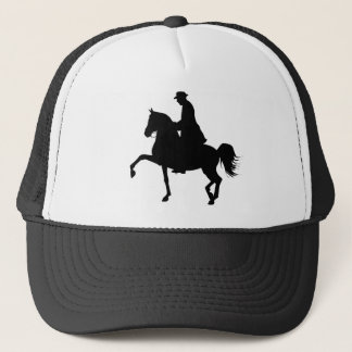 Tennessee Walking Horses Trucker Hat