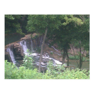 Tennessee Waterfall Post Card