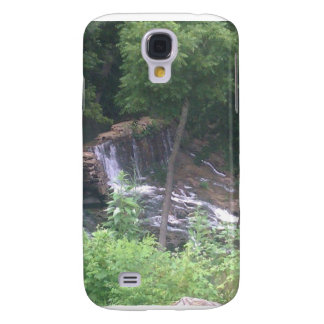 Tennessee Waterfall Samsung Galaxy S4 Cases