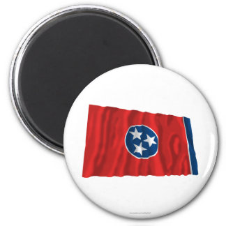 Tennessee Waving Flag Magnet