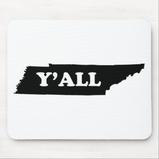 Tennessee Yall Mouse Mat
