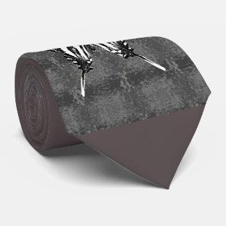 Tennessee Zebra Swallowtail Butterfly Tie