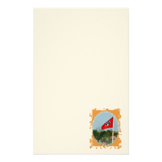 Tennessee's Old Glory Stationery Paper