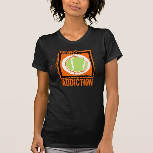 Tennis Addiction T-Shirt
