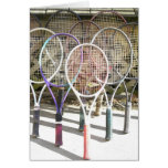 Tennis Anyone? Stationery Note Card