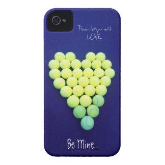 Tennis B mine iPhone 4 Case-Mate Cases
