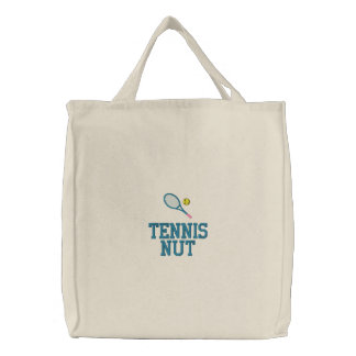Tennis Bag with Customizable Text