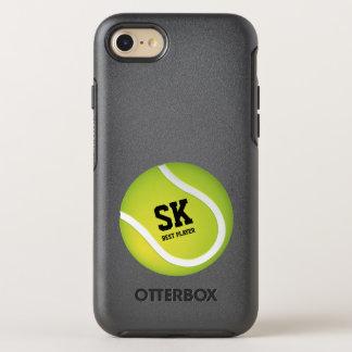 Tennis Ball   Best Payer OtterBox Symmetry iPhone 8/7 Case