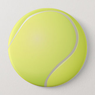 Tennis Ball Button