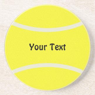 Tennis Ball Coasters