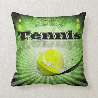 Tennis ball cushion