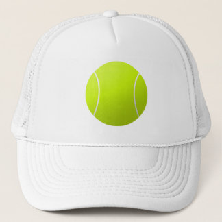 Tennis Ball Customizable Baseball Cap Hat