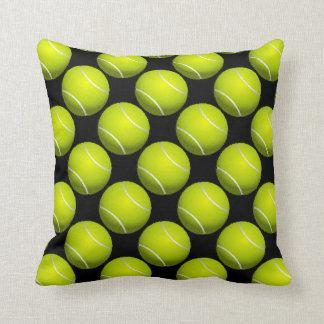 Tennis Ball Design Throw Pillow Cushion