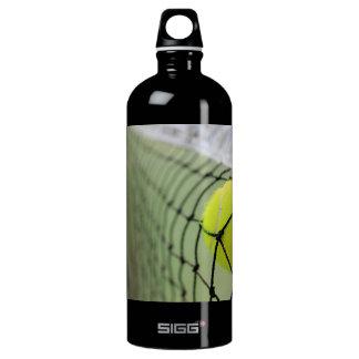Tennis Ball Hitting Net Water Bottle