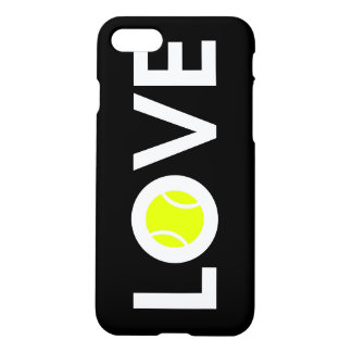 Tennis Ball ~ LOVE iPhone 8/7 Case