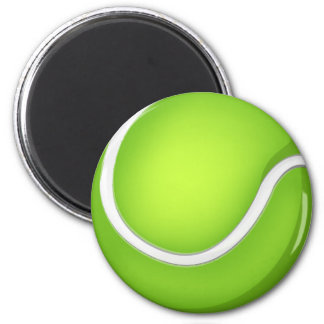 Tennis Ball Magnet