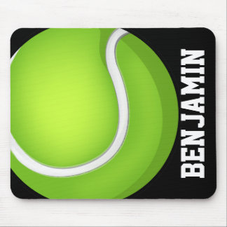 Tennis Ball Mouse Pad
