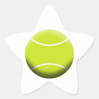 TENNIS BALL STAR STICKER