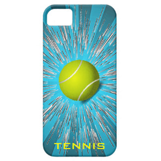Tennis Ball Starburst Design iPhone  Casemate iPhone 5 Case