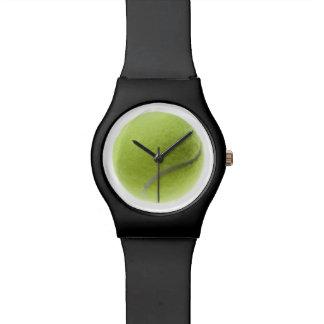 Tennis Ball Template Sports Tennis Balls Wrist Watch