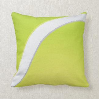 Tennis ball texture cushion