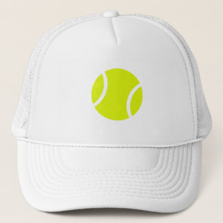 Tennis Ball Trucker Hat