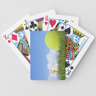 Tennis Balls Bicycle Playing Cards