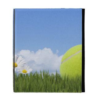 Tennis Balls iPad Folio Covers