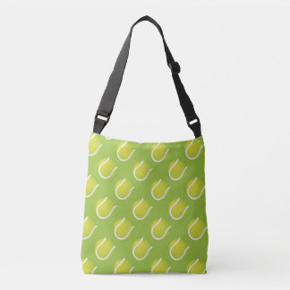 Tennis Balls Crossbody Bag