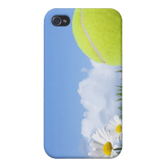 Tennis Balls iPhone 4 Cases