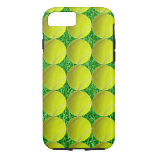 Tennis Balls On Lawn iPhone 8/7 Case