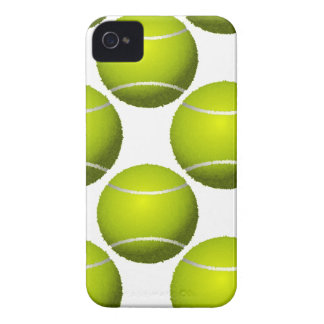 tennis balls pattern iPhone 4 covers