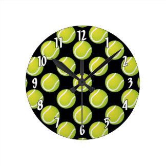 Tennis Balls Wallclock