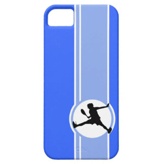 Tennis; Blue iPhone 5 Cases