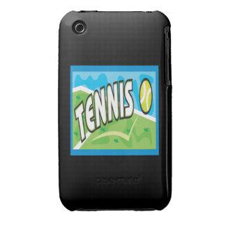 Tennis iPhone 3 Case