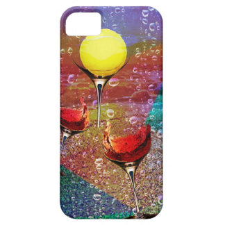 Tennis celebrates in full color iPhone 5 cover