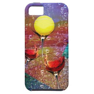Tennis celebrates in full color tough iPhone 5 case
