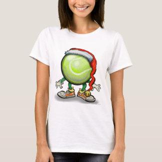 Tennis Chrsitmas T-Shirt