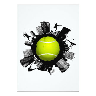 Tennis City Card