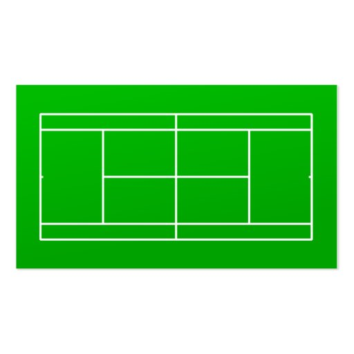 Create your own tennis player business cards tennis coach business card colourmoves