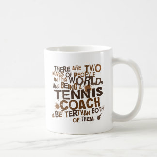 Tennis Coach Gift Coffee Mug