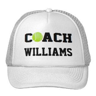 Tennis Coach - Personalized Trucker Hat