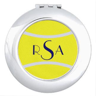Tennis Compact Mirror