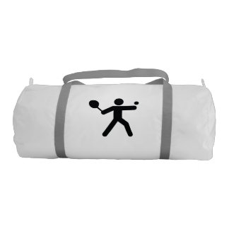 TENNIS | cool sport icon Gym Bag