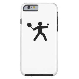TENNIS | cool sport icon Tough iPhone 6 Case