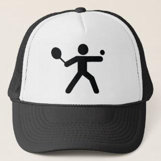 TENNIS | cool sport icon Trucker Hat