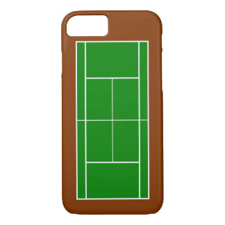 Tennis Court IPhone 7 Case