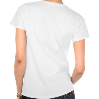 Tennis Court Of Law Back Women's Fitted T-shirt