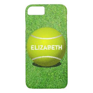 Tennis Custom Ball Phone Case